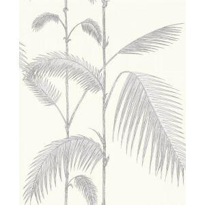 95/1008-CS PALM Grey White Cole & Son Wallpaper