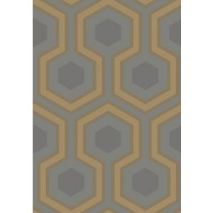 95/6033-CS HICKS GRAND Slate Bronze Cole & Son Wallpaper