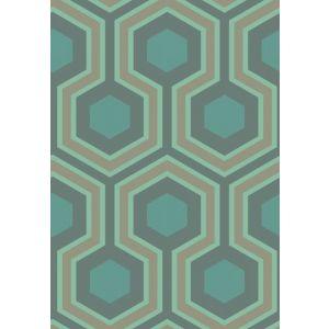 95/6034-CS HICKS GRAND Green Cole & Son Wallpaper