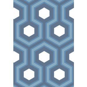 95/6035-CS HICKS GRAND Blue Cole & Son Wallpaper