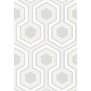 95/6036-CS HICKS GRAND Dove Grey Cole & Son Wallpaper