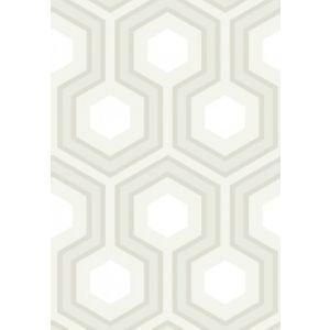 95/6037-CS HICKS GRAND White Cole & Son Wallpaper