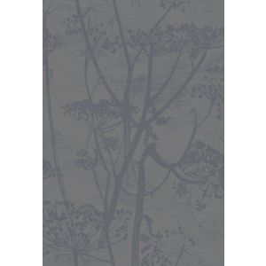 95/9050-CS COW PARSLEY Gilver Black Cole & Son Wallpaper