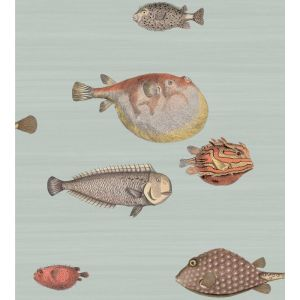 97/10030-CS ACQUARIO Pal Bl Mlt Cole & Son Wallpaper