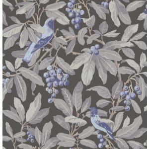 98/1004-CS ROYAL GARDEN Midnight Blu Cole & Son Wallpaper