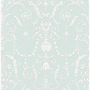 98/12052-CS REGALIA Duck Egg Blu Cole & Son Wallpaper