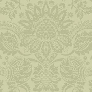 98/2009-CS DUKES DAMASK Olive Cole & Son Wallpaper