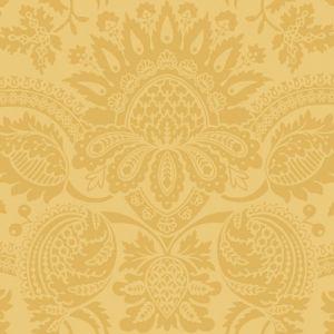 98/2010-CS DUKES DAMASK Yellow Cole & Son Wallpaper