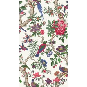 99/12050-CS FONTAINEBLEAU Fuschia Cole & Son Wallpaper