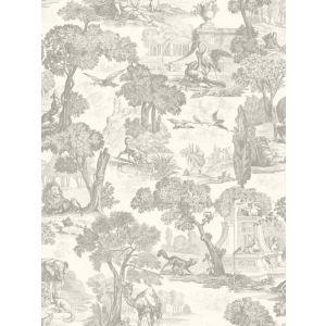 99/15061-CS VERSAILLES Charcoal Cole & Son Wallpaper