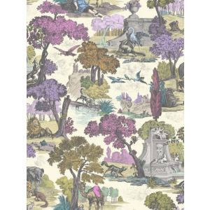 99/16065-CS VERSAILLES GRAND Mulber Cole & Son Wallpaper