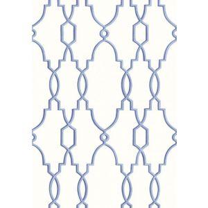 99/2007-CS PARTERRE Cobalt Blue Cole & Son Wallpaper