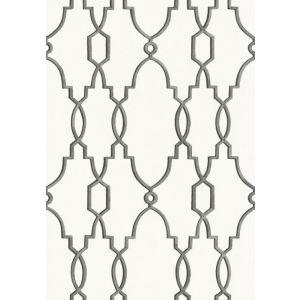 99/2008-CS PARTERRE Charcoal Cole & Son Wallpaper