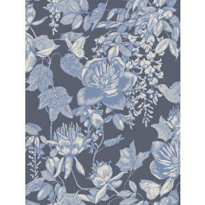 99/7032-CS TIVOLI Indigo Cole & Son Wallpaper