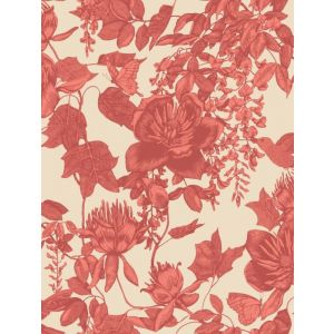 99/7033-CS TIVOLI Coral Cole & Son Wallpaper