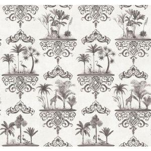 99/9039-CS ROUSSEAU Charcoal Cole & Son Wallpaper