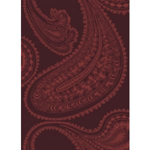 F111/10038-CS RAJAPUR Rouge Red Cole & Son Fabric