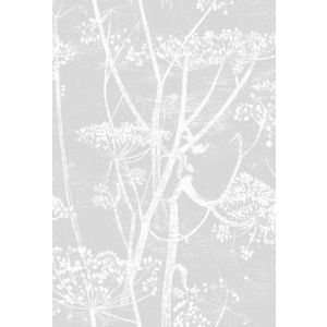 F111/5021-CS COW PARSLEY Soft Grey Cole & Son Fabric