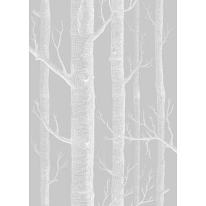 F111/7025-CS WOODS Soft Grey Cole & Son Fabric