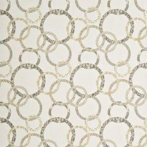 PW78019-1 ROUNDEL Ivory Stone Baker Lifestyle Wallpaper
