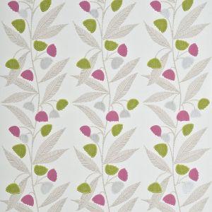 PW78020-7 BELL FLOWER Fuchsia Spring Baker Lifestyle Wallpaper