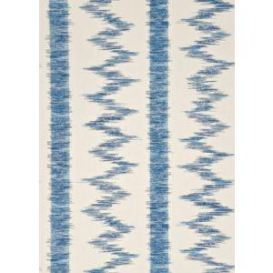 PW78026-1 MILCOTE Blue Baker Lifestyle Wallpaper