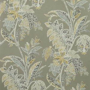 PW78032-3 ISHANA Sienna Grey Baker Lifestyle Wallpaper