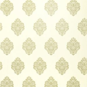 PW78037-2 RAJA Gold Baker Lifestyle Wallpaper