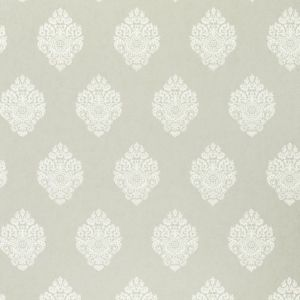 PW78037-6 RAJA Dove Grey Baker Lifestyle Wallpaper
