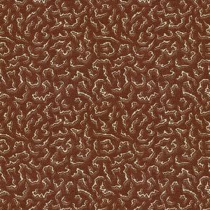 Groundworks Eleuthera Chocolate Fabric