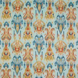 B3371 Azure Greenhouse Fabric