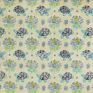 A9753 Prussian Greenhouse Fabric