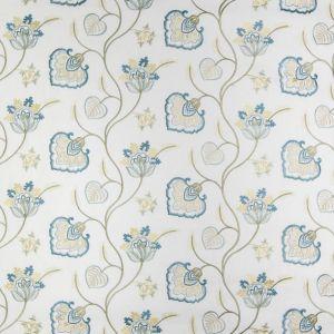 B3381 Aqua Greenhouse Fabric
