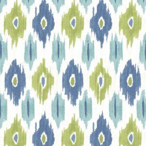 B9528 Teal Greenhouse Fabric