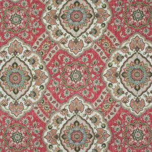 B9610 Vintage Red Greenhouse Fabric