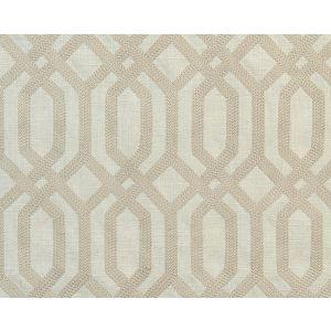 A9 00011863 TRELLIS ADDICTION Sand Scalamandre Fabric