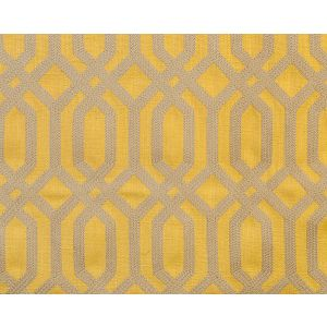 A9 00031863 TRELLIS ADDICTION Sahara Sun Scalamandre Fabric