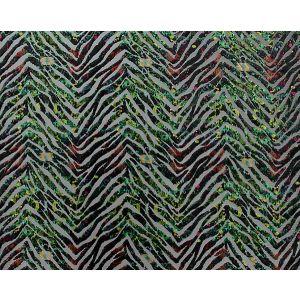 A9 0003WIST WISTERIA VELVET Dramatic Forest Scalamandre Fabric