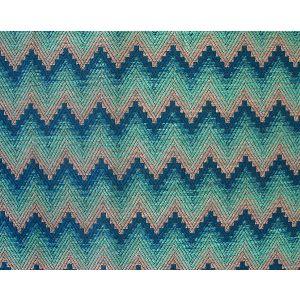 A9 0006BLOS BLOSSOM Diva Aqua Blue Scalamandre Fabric
