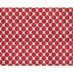 B8 00020657 MEIER Red Scalamandre Fabric