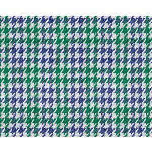 B8 00030656 ELMER Green Blue Scalamandre Fabric