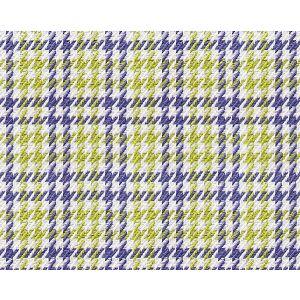 B8 00040656 ELMER Lime Purple Scalamandre Fabric