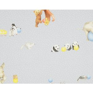 CH 01014491 MIGNON Blue Multi Scalamandre Fabric