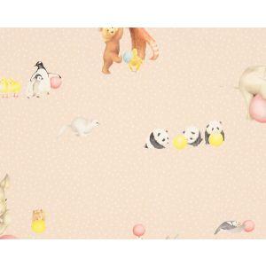 CH 01074491 MIGNON Pink Multi Scalamandre Fabric