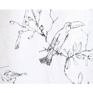 CH 08004138 MELOPEE Rain Scalamandre Fabric