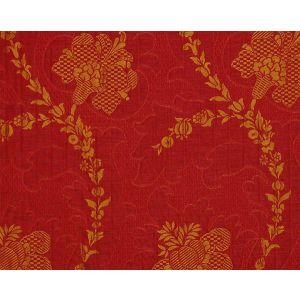 CL 000126764 FALIERO Rosso Scalamandre Fabric