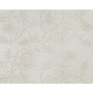 CL 000126818 FLOWDERY White On White Scalamandre Fabric
