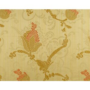 CL 000226715 VIVALDI Topaz Gold On Yellow Scalamandre Fabric