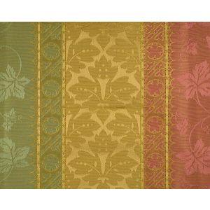 CL 000326098 VERONA RIGATO Pink, Verde Scalamandre Fabric