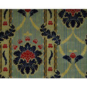 CL 000326404 VILLA FARNESE Blues Scalamandre Fabric
